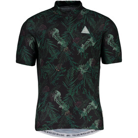 Maloja TaraspM. Shortsleeve Bike Jersey Herr moonless